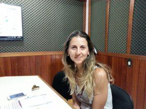Camila Lemke, Secretária de Ação Social