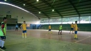 Futsal Treino 09