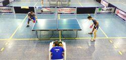 Mesatenistas realizam 3ª Copa Santa Maria de Tênis de Mesa