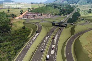 BR 101: Duplicação do trecho entre Viana e Guarapari começa nesta segunda-feira (14)